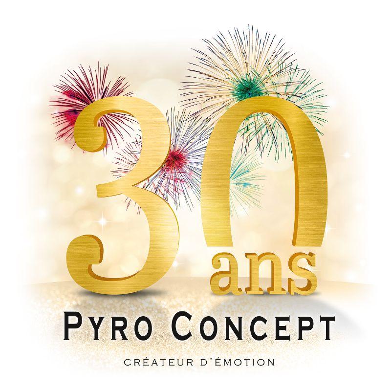 30 ans de la société PyroConcept
